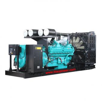 Big Power Cummins Genset 1000kw đến 1200kw